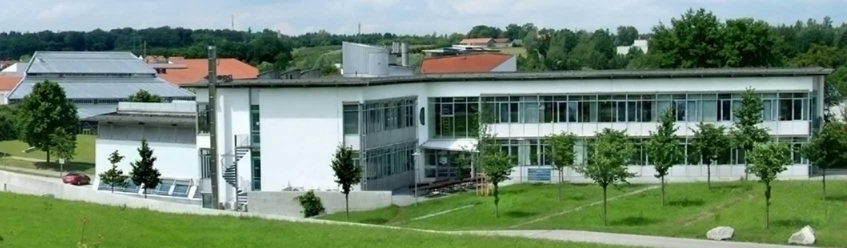 Technische Universität München TUM School of Life Sciences
